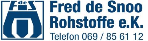 Fred De Snoo rohstoffe e.K.